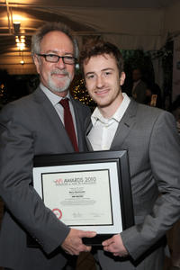 Executive producer Gary Goetzman and Joseph Mazzello at the Eleventh Annual AFI Awards.