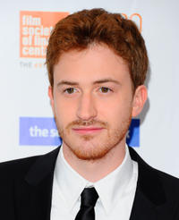Joseph Mazzello at the premiere of