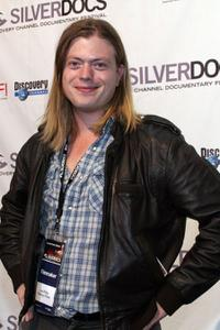 Linas Phillips at the Silverdocs AFI/Discovery Channel Documentary Festival.