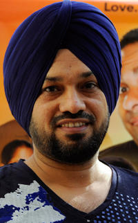 Gurpreet Ghuggi at the photocall of