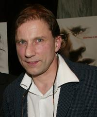 Simon McBurney at the world premiere of
