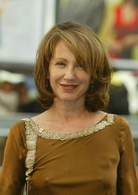 Nathalie Baye at the screening of Noemie Lvovsky's film