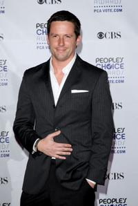 Ross McCall at the 35th Annual People's Choice Awards.