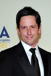 Ross McCall and Jennifer Love Hewitt at the
