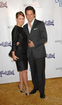 Jennifer Love Hewitt and Ross McCall at the Step Up Women's Networks Annual Inspiration Awards.