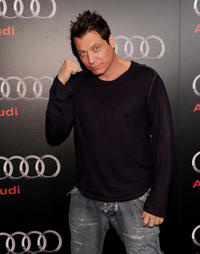 Holt McCallany at the private dinner hosted by Audi during the Super Bowl 2011 weekend in Texas.
