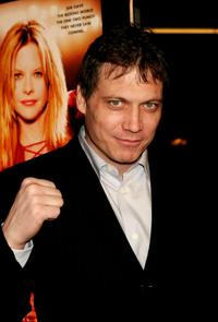 Holt McCallany at the Los Angeles premiere of