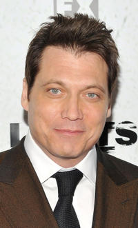 Holt McCallany at the New York premiere of