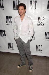 Andrew McCarthy at the opening night celebration for