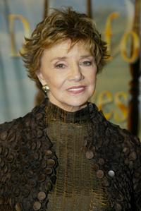 Peggy McCay at the premiere of