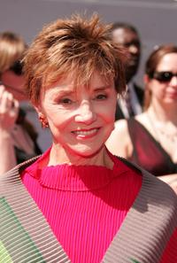 Peggy McCay at the 34th Annual Daytime Emmy Awards.