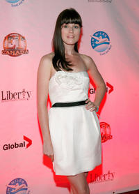 Meghan Heffern at the after party of the premiere of