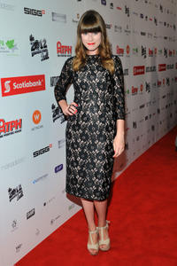 Meghan Heffern at the Rising Stars: 2012 Producers Ball during the 2012 Toronto International Film Festival.