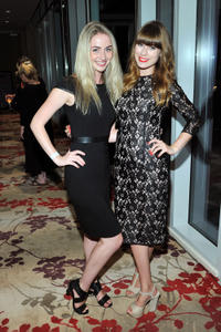 Nicky Minshall and Meghan Heffern at the Rising Stars: 2012 Producers Ball during the 2012 Toronto International Film Festival.
