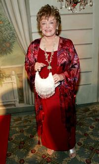 Rue McClanahan at the Eighth Annual Red Ball.