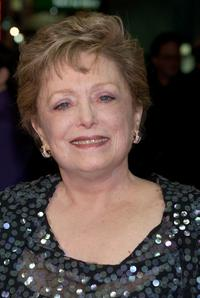 Rue McClanahan at the premiere of