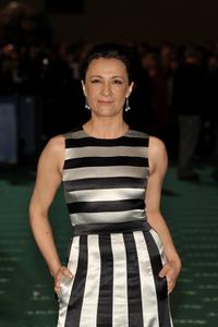 Blanca Portillo at the 22nd Goya Cinema Awards.