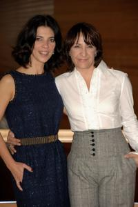 Maribel Verdu and Blanca Portillo at the photocall of