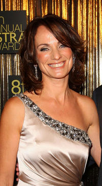 Catherine McClements at the 8th annual ASTRA Awards in Australia.