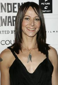 Kate Dickie at the British Independent Film Awards.