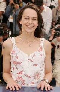 Kate Dickie at the photocall of
