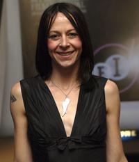 Kate Dickie at the screening of