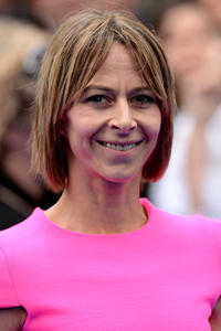 Kate Dickie at the World premiere of
