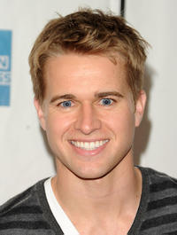 Randy Wayne at the premiere of