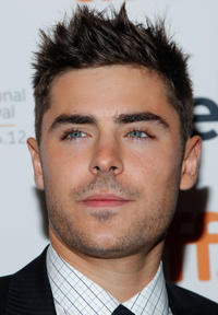 Zac Efron at the Canada premiere of
