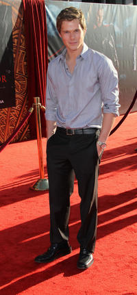 Michael Nardelli at the California premiere of