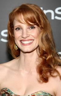 Jessica Chastain at the InStyle Magazine's 8th Annual Summer Soiree.