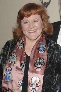 Edie McClurg at the Academy of Television Arts & Sciences, attends