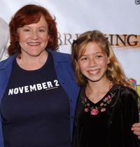 Edie McClurg and Jennette McCurdy at the premiere of