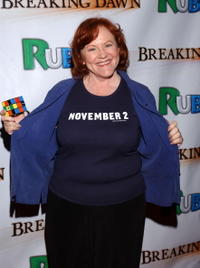 Edie McClurg at the 2004 Hollywood Film Festival, attends the premiere of