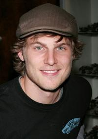 Travis Van Winkle at the Anchor Bay Entertainment's Jason Voorhees Reunion.