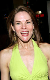 Carolyn McCormick at the after party of the opening night of