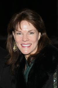 Carolyn McCormick at the opening night of