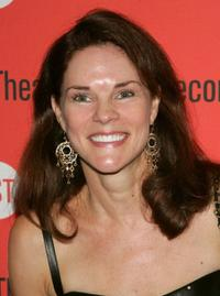 Carolyn McCormick at the opening night of the Broadway play