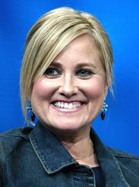 Maureen McCormick at the TCA Tour Cable.