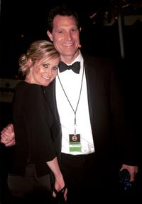 Maureen McCormick at the ABC Television Network's 50th Anniversary Special.