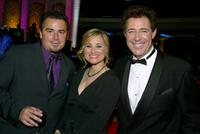 Christopher Knight, Maureen McCormick and Barry Williams at the TV Land Awards 2003.