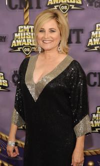 Maureen McCormick at the 2008 CMT Music Awards.