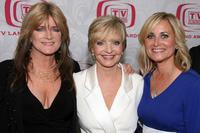 Susan Olsen, Florence Henderson and Maureen McCormick at the 5th Annual TV Land Awards.