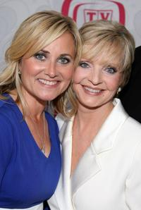 Maureen McCormick and Florence Henderson at the 5th Annual TV Land Awards.