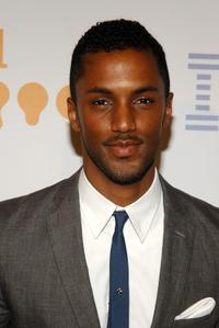 Darryl Stephens at the 20th Annual GLAAD Media Awards.