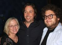 Courtney Best, Ben Best and Jonas Hill at the Paramount Vantage Pre-Party for