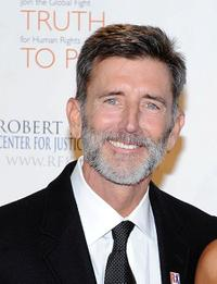 Matt McCoy at the RFK Center Ripple of Hope Awards dinner.