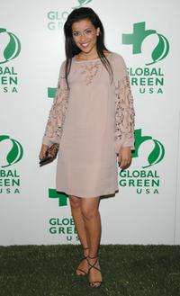 Bahar Soomekh at the Global Green USA's 5th annual awards season celebration.