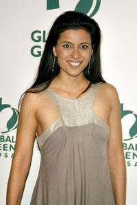 Bahar Soomekh at the Global Green USA 3rd annual pre-Oscar party.