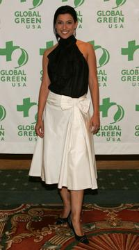 Bahar Soomekh at the 2007 Green Cross Millenium Awards.